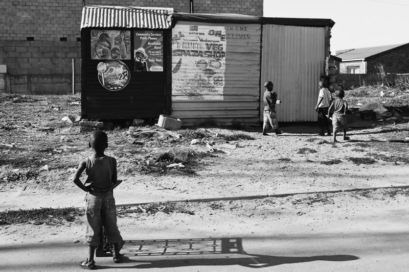 Township / Cape Town / South Africa